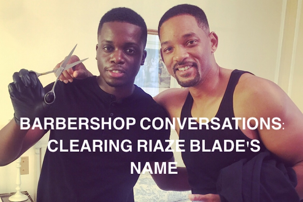 Clearing Riaze Blade's name