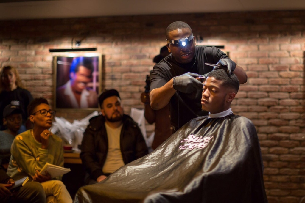SliderCuts remixes the barbering masterclass