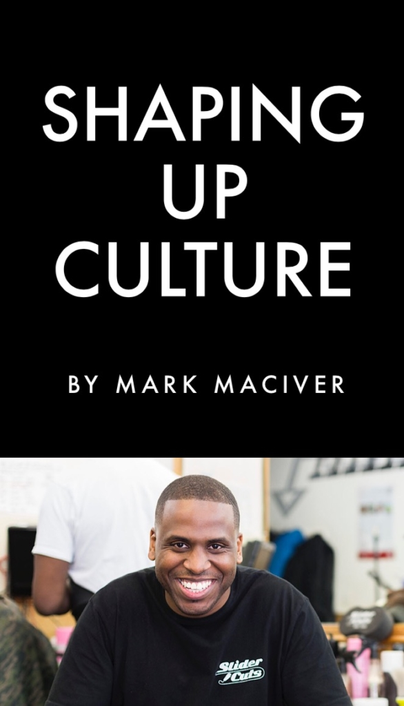Mark Maciver aka SliderCuts will release his debut book in October 2019 with Knights Of